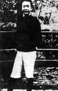 1935年6月18日:瞿秋白就义