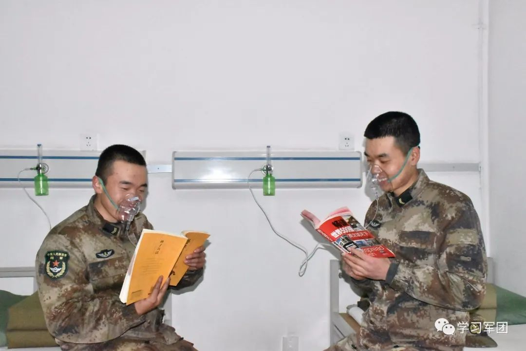 PLA realizes oxygen supply at all posts above 3,000m