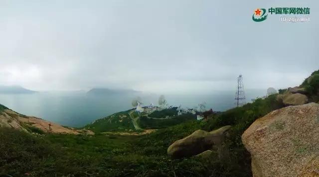 绝岭高处多风景