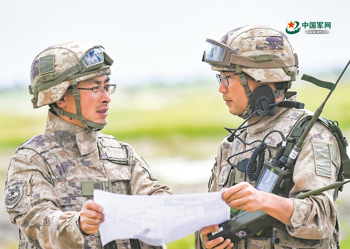 新锐出击!第七十八集团军加强新型作战力量战斗力建设